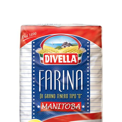 Pasta 1 25 Kg flour 0 manitoba 25 kg divella