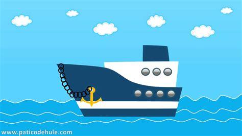 barco a vapor explicacion el barco barco para ni 241 os medios de transporte