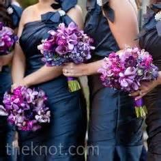 Purple wedding invitations modern wedding invitaions eggplant plum