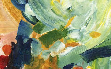paint strokes mac wallpaper  allmacwallpaper