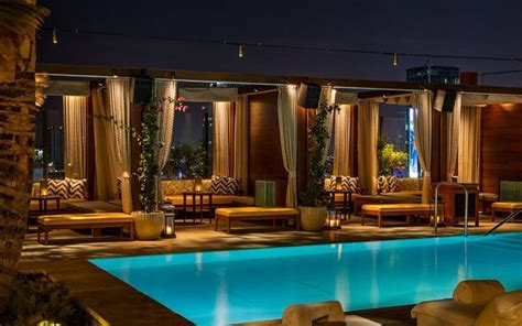 the highlight room a compendium of la s 7 best new hotel bars insidehook