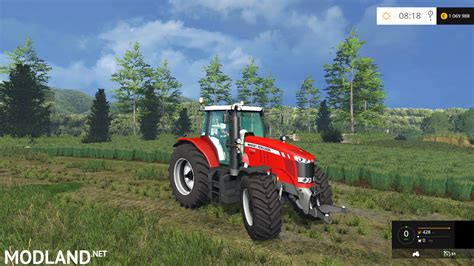 Vermont Ls by Massey Ferguson 7726 Dyna Vt V 1 0 Mod For Farming