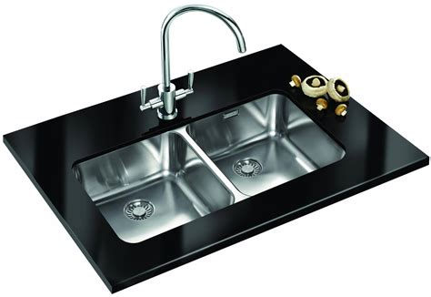 franke stainless steel sinks undermount franke largo lax 120 36 36 stainless steel 2 bowl