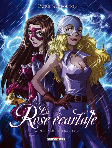 libro la rose carlate tome livre tome 9 me pardonneras tu lyfoung p delcourt delc jeunesse 9782756032603