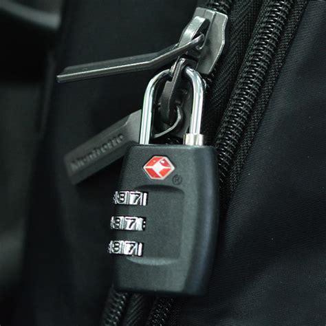 Kunci Gembok yifeng gembok koper kode angka tsa 335 black