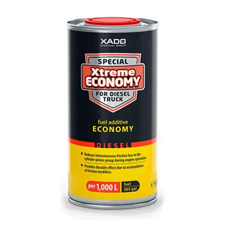 13 Must Products For The Lousy Economy by Xado Xtreme Economy For Diesel Truck 500 Ml Xado