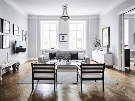 elegant scandinavian apartment  dreamy details daily