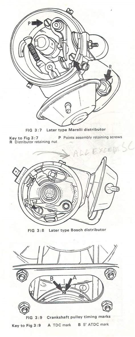 Car Distributor Types by Is There Literature On How Bosch Distributors Work