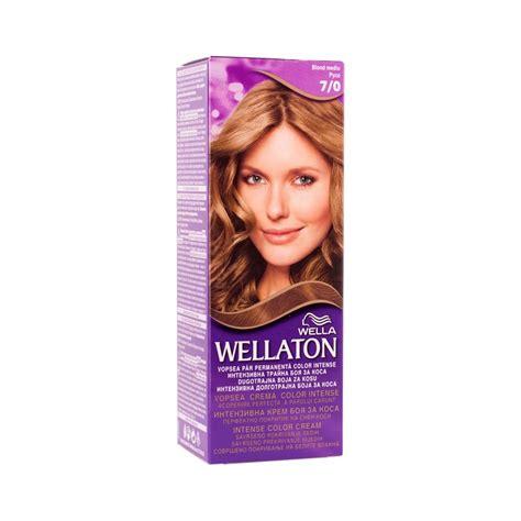 wella farba za kosu wellaton 7 0 medium blonde farba za kosu lilly drogerie