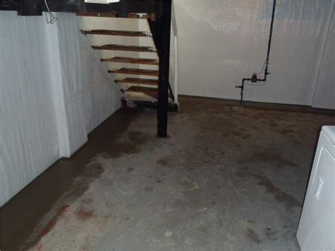 basement waterproofing products by michigan contractors