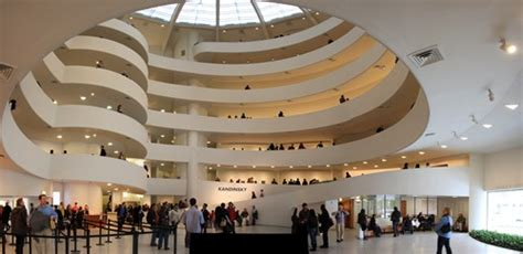 Guggenheim Interior by Day 4 Perth Scholars Lecture Series 2016