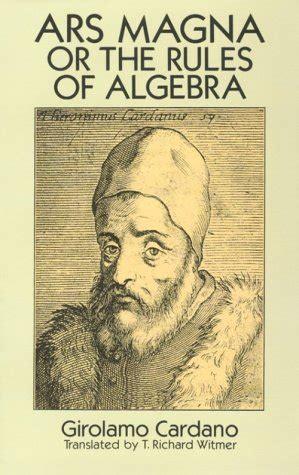 gerolamo cardano pdf geronimo and the cubic equation