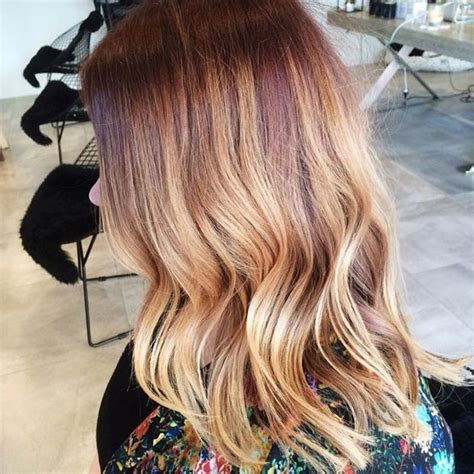medium copper blonde hair color 41 hottest balayage hair color ideas for 2016 page 2 of