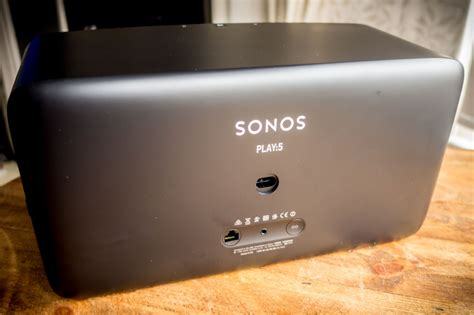 sonos play review   sounding wireless speaker