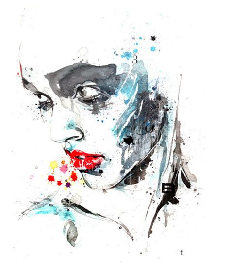 water color artists ben tour watercolor thecoolist the modern design