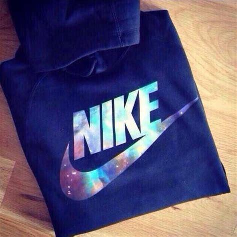 Nike Hoodiesweater jacket nike sweater galaxy sweater wheretoget