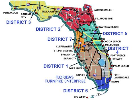 fdot district map meeting notices