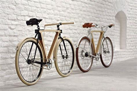 Handcrafted Bikes - wood b handmade wooden bike by bsg bikes design