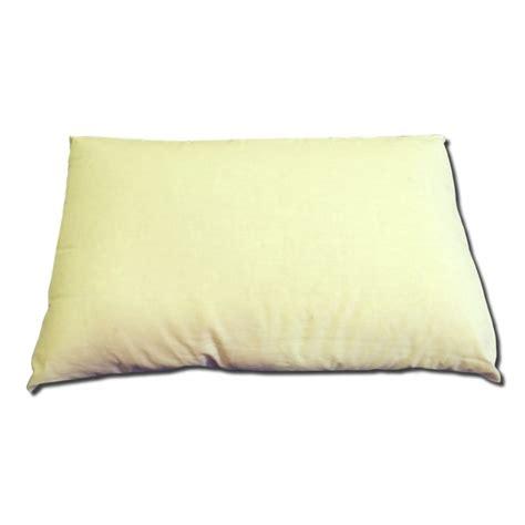 cuscini per dormire cuscino 100 cotone per dormire al naturale