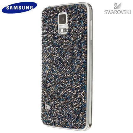 Softcase Anyland Swarovsky Samsung S5 Official Samsung Galaxy S5 Swarovski Studded Back Cover