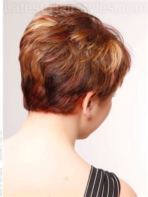 short haircuts over 60 back and front views short haircuts over 60 back and front views