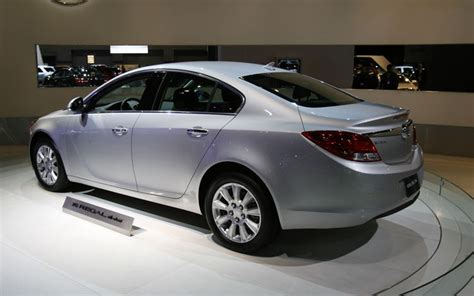 2012 buick regal eassist hybrid well turned cars 2012