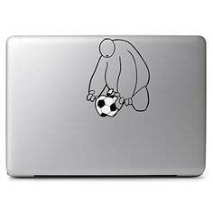 Sticker Decal Macbook Doraemon soccer macbook decal macbook sticker 11 quot 13 quot 15 quot 17