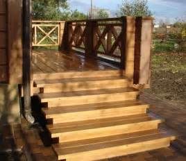Outdoor Wood Stairs Outdoor Wooden Stairs Giving Unique Warm Look To Modern