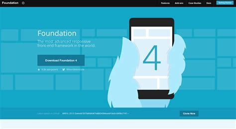 foundation zurb templates essential tools for every web designer webdesigner depot