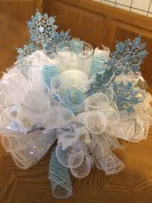 Snowflake Table Decorations by 17 Best Ideas About Snowflake Centerpieces On Winter Centerpieces Winter