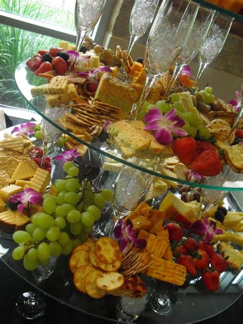 fruit and cheese display the world s catalog of ideas