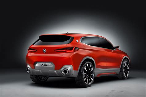 the bmw new photos of the bmw concept x2