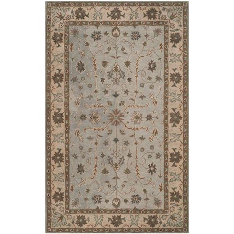 9 ft area rug safavieh heritage green beige 6 ft x 9 ft area rug hg864a 6 the home depot