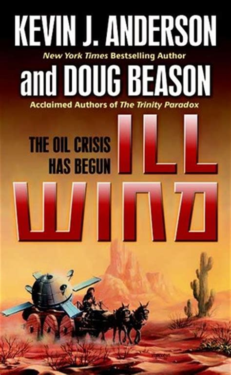 ill will a novel books ill wind by kevin j reviews discussion