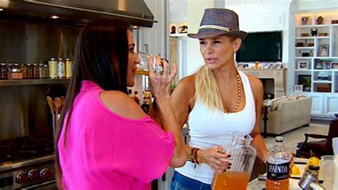 yolanda foster lemon cleanse the saddest thing that happened on the real housewives of