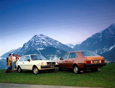 veertig jaar jong de volvo  serie auto motor klassiek