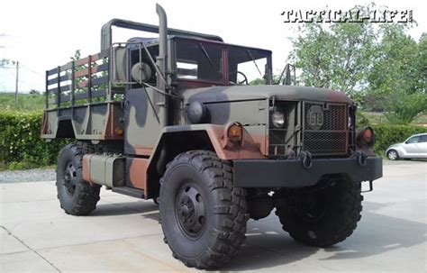 Sale Kia Outer Promo tactical m35 2 5 ton truck rebuilt for bug out