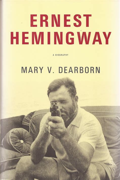 Biography Of Ernest Hemingway Book | book review hemingway the man the author books