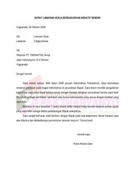 3 surat lamaran kerja alfamart contoh lamaran kerja dan cv