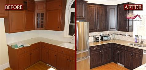 kitchen cabinet refacing guaranteed lowest price 17 best ideas about cabinet refacing cost on pinterest