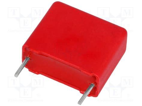 polypropylene capacitors wima mkx2aw24702f00kssd wima capacitor polypropylene tme electronic components