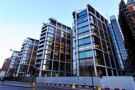 Hyde Park Appartments by One Hyde Park Knightsbridge Flats E Architect