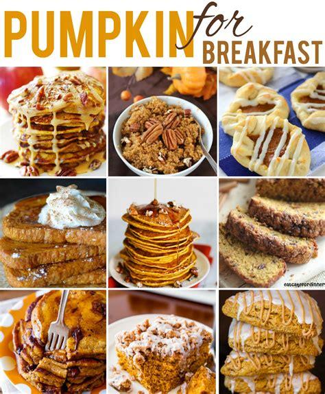 pumpkin recipes reasons to skip the housework