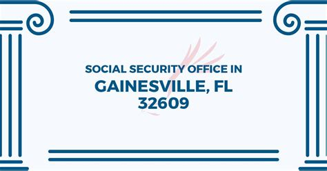 social security office in gainesville florida 32609 get