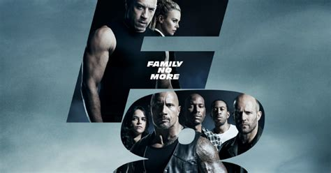 fast and furious 8 poster new poster of fast furious 8 is ice bound cinema bravo