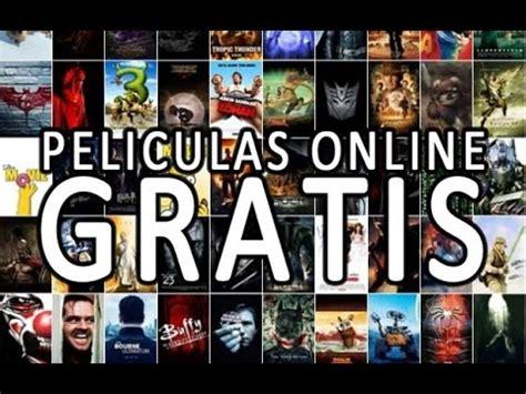 ver peliculas gratis online ver peliculas online 2017 100 fiable y gratis gnula youtube