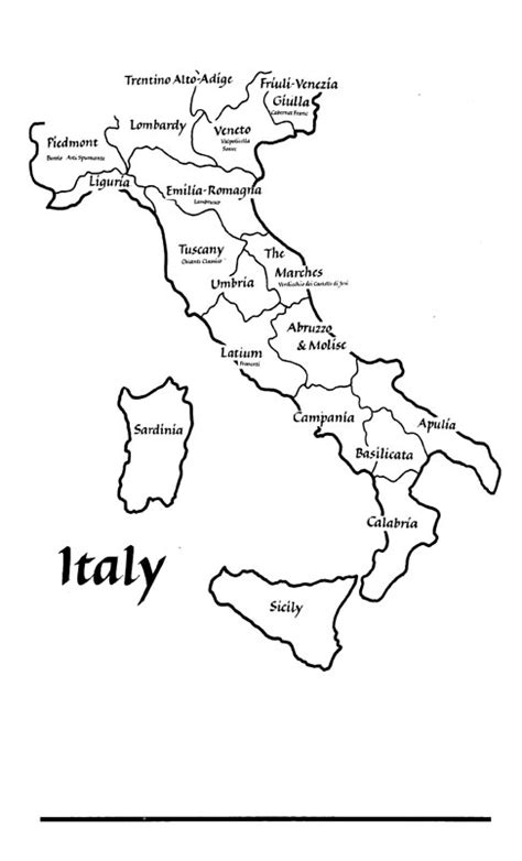 coloring book yahoo answers looking for a map of italy for preschoolers to color