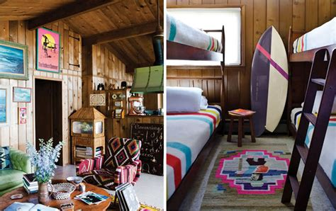 interior design surf shack