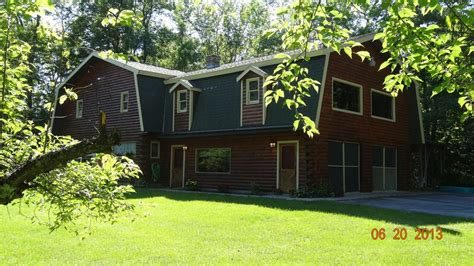 adirondack cottages for rent adirondack waterfront log cabin with homeaway warrensburg
