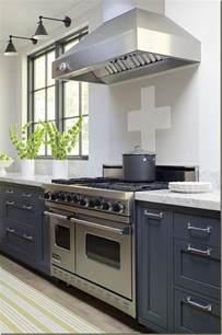 Blue Grey Kitchen Cabinets A Splash Of Fresh Colour Over A Timeless Grey Kitchen